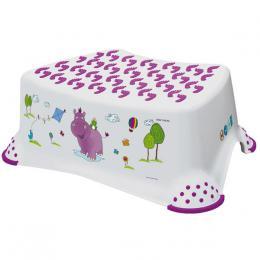 Dìtská stolièka HIPPO - bílá