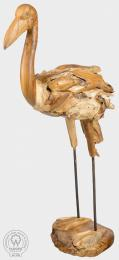 HEY - volavka z teaku