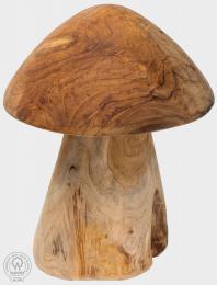 KOZÁK II - houba z teaku