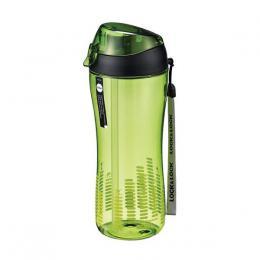 Sportovní láhev 550 ml se silikonovým brèkem - zelená