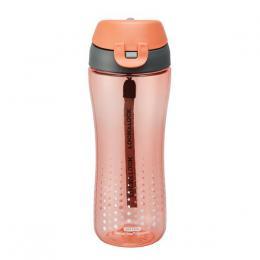 Sportovní láhev na pití 550 ml - oranžová