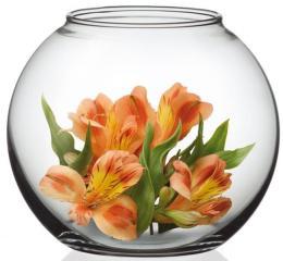 Váza KOULE v.195x215 mm