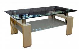 Konferenèní stolek A 08-3 sonoma svìtlá