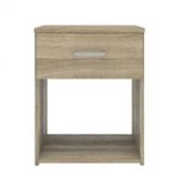 Noèní stolek Sid 1S  sonoma