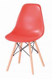 Jídelní židle Enzo èervená