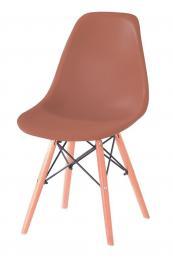 Jídelní židle Enzo hnìdá