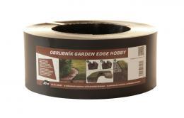 zahradní obrubník GARDEN EDGE HOBBY 20 m èerný