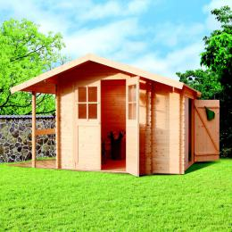 set domek s podlahou LANITPLAST HENRIETA 313 x 200 cm