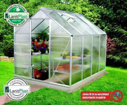 skleník VITAVIA VENUS 5000 PC 4 mm støíbrný