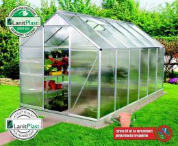 skleník VITAVIA VENUS 7500 PC 4 mm støíbrný