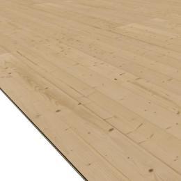 døevìná podlaha KARIBU ASKOLA 4 (73493)