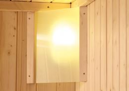 saunové svìtlo KARIBU (46727)