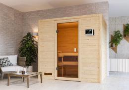 finská sauna KARIBU SELENA (6164)