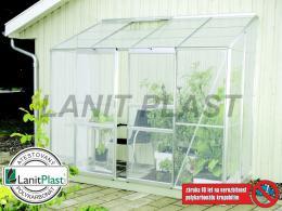 skleník VITAVIA IDA 3300 PC 4 mm støíbrný
