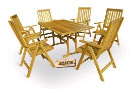 Luxusní stolová sestava QUEEN VeGA 6