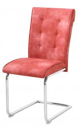 Jídelní židle Dallas èervená