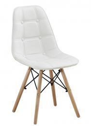 Jídelní židle Axel bílá