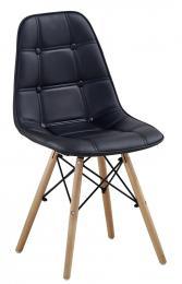 Jídelní židle Axel èerná