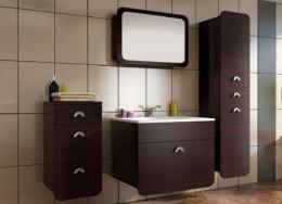 Koupelnová sedtava Dron wenge