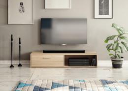 TV stolek Skip dub sonoma