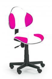 Otoèná dìtská židle OZY-G2- bílo rùžová