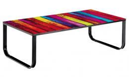 Konferenèní stolek BA-7-Rainbow