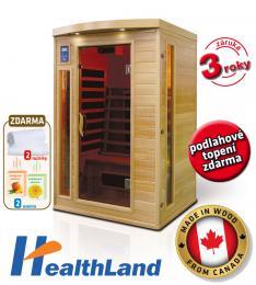 Sauna DeLuxe 2220 CB/CR
