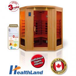 Sauna DeLuxe 4440 CB/CR