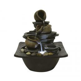Pokojová fontána NÁDOBY