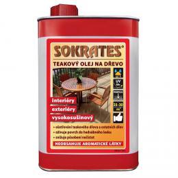 SOKRATES Teak olej 0,75l