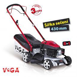 Benzínová sekaèka s pojezdem VeGA 424 SDX 5in1
